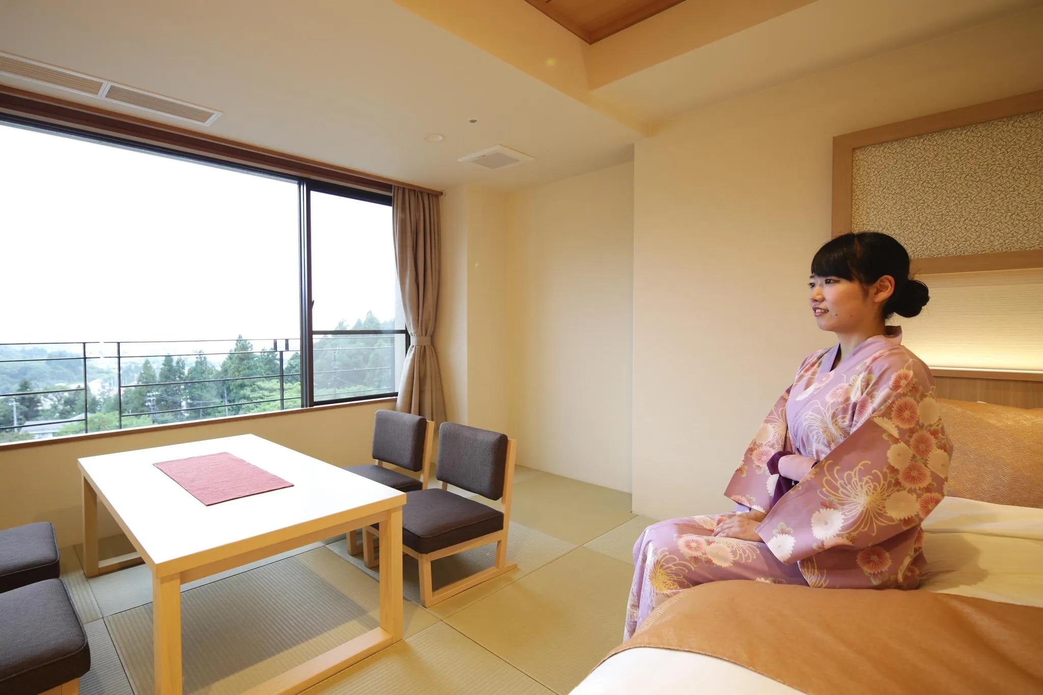 Higashiyama Hot Spring: Onyado Toho / Fukushima Aizu 27